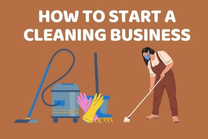 Start A Cleaning Business (1)